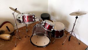Sound percussion junior drum set for Sale in Orlando, FL