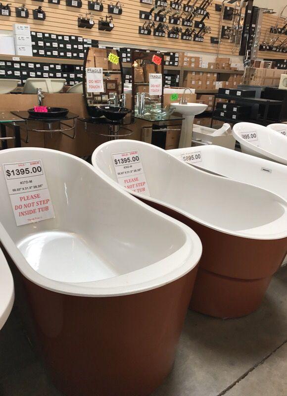 sale brand new freestanding tubs for sale in phoenix, az - offerup