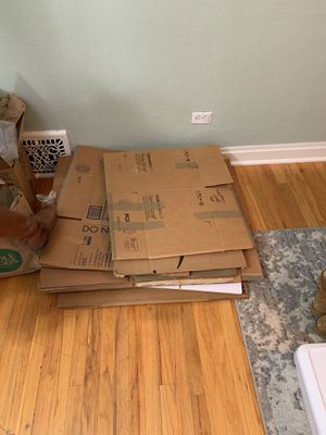 Free moving boxes for Sale in Denver, CO