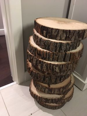 Rustic Wood Slices for Sale in Silver Spring, MD