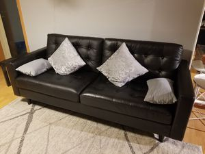 Leather Sofa For In Madison Wi