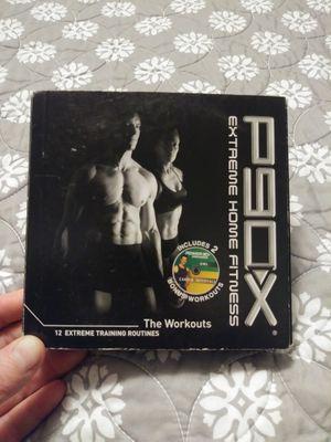 P90x dvd set for sale  Claremore, OK