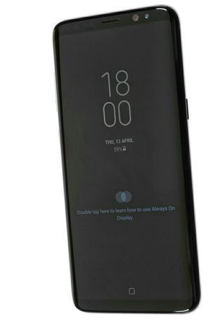 Factory unlocked, Samsung Galaxy S 8, Great Condition for Sale in Arlington, VA
