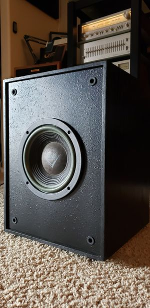 Photo 🇺🇸 KLIPSCH SW-8 II SUBWOOFER IN AS NEW CONDITION