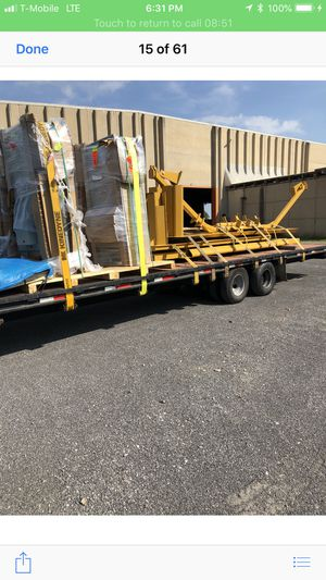 40ft hotshot trailer for sale for Sale in Houston, TX