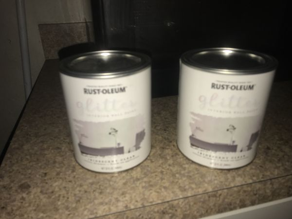 Rust Oleum Glitter Paint For Sale In Tampa Fl Offerup