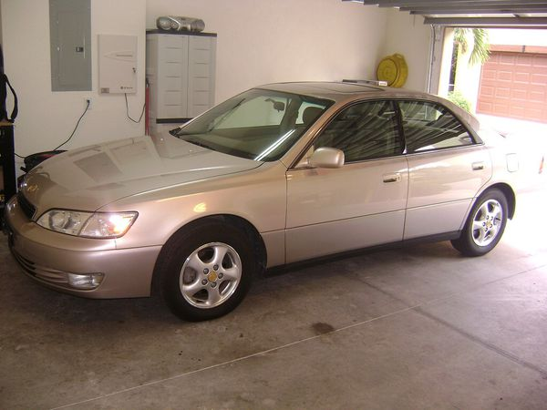 99 Lexus Es300 >> 99 Lexus Es300 Clean Tittle Doesn T Pass Smog For Sale In