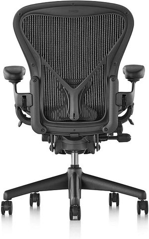 Photo Herman Miller Classic Aeron Ergonomic Chair