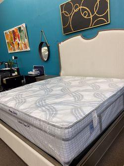 Scott Living King Size Mattress Luxury Firm Pillow Top  Thumbnail