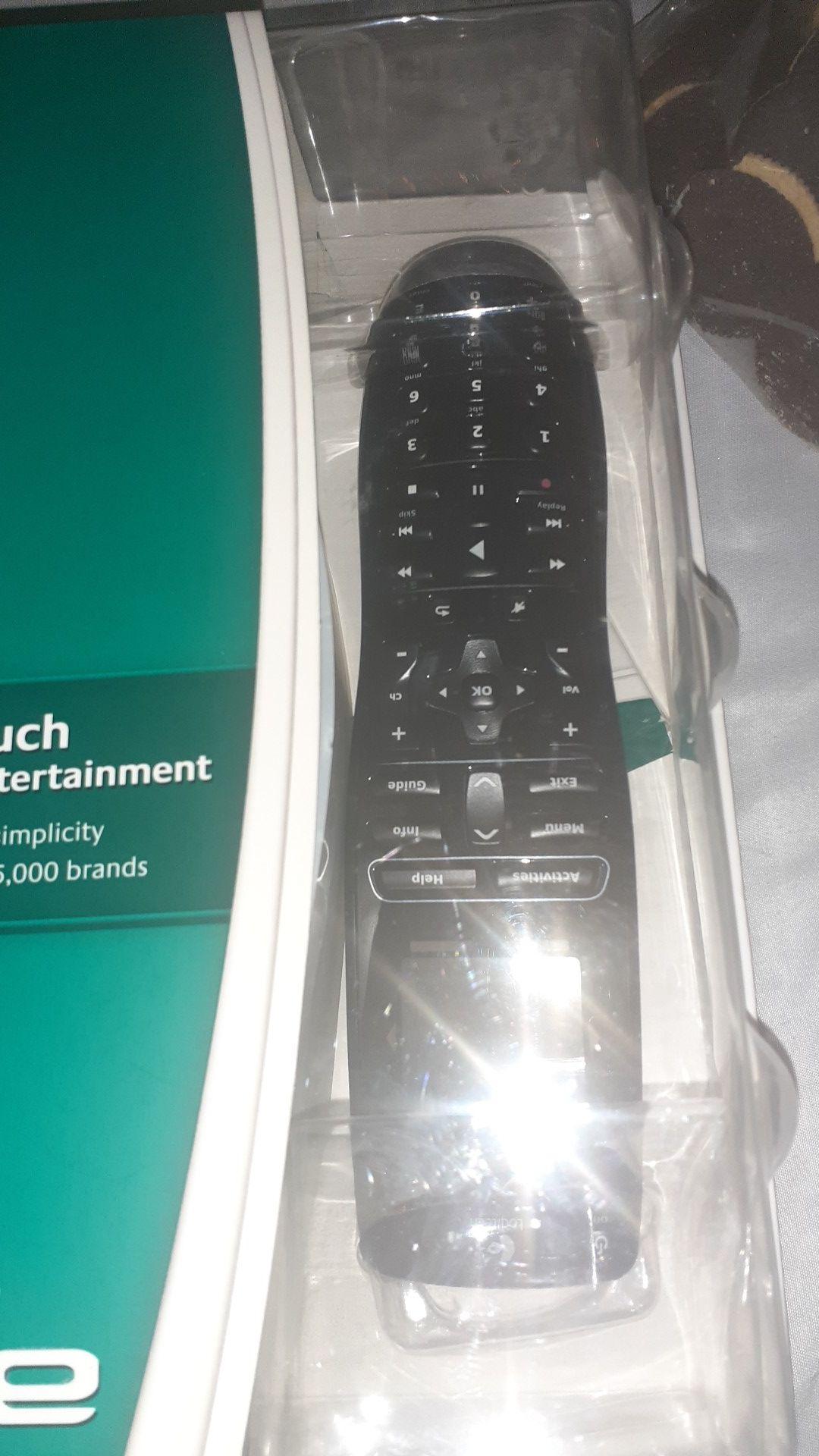 Touchscreen Universal remote