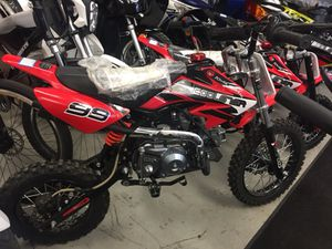 110 and 70cc dirt bikes for Sale in Washington, DC