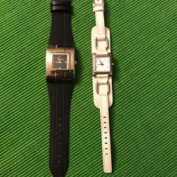 Fossil And Anne Klein Ladies Watches New Without Tags Thumbnail