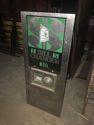 Bill changer for Sale in Detroit, MI