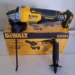 Dewalt Xr 20 Volt Grinder Tool Only New In Box Thumbnail