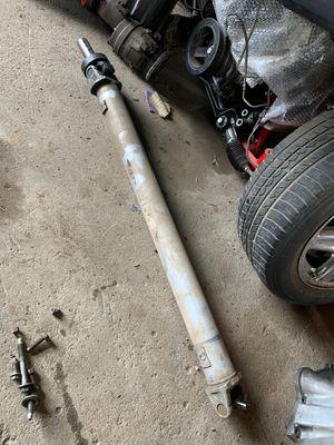 Photo Aluminum driveshaft for 98-02 camaro
