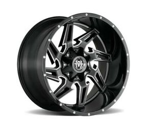 Mud tires 33x12.50 and 35x12.50 and more we finance no credit needed Thumbnail