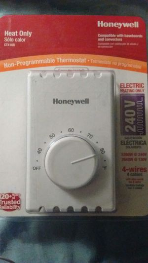 New and Used Thermostats for Sale in Virginia Beach, VA - OfferUp