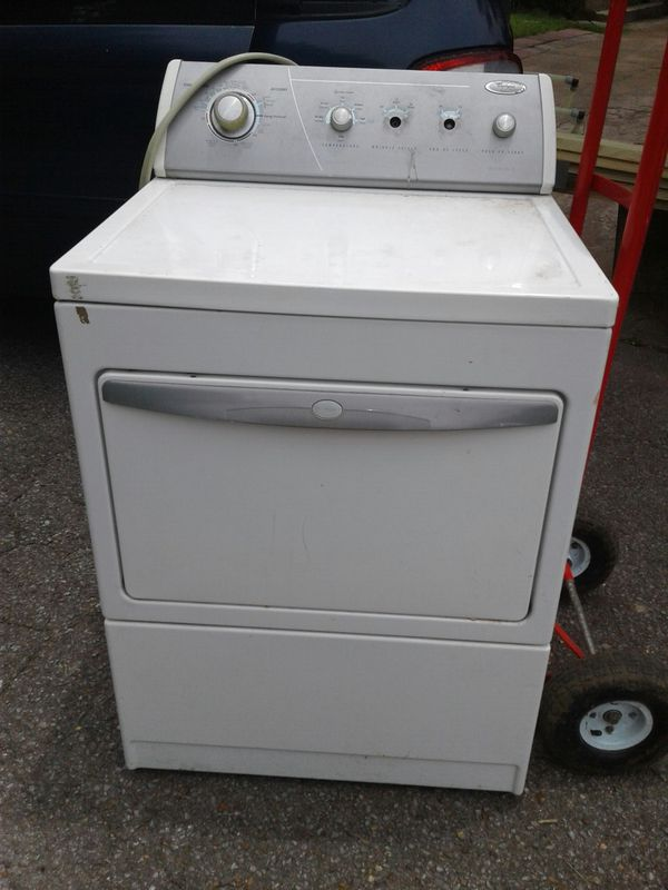 Whirlpool Dryer In Good Condition For Sale In Memphis Tn