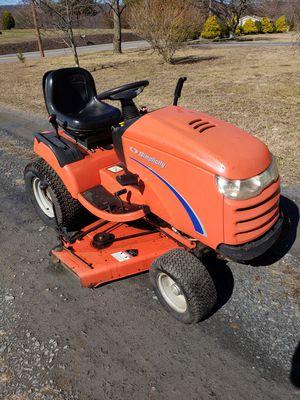 Photo Simplicity Conquest Garden Tractor