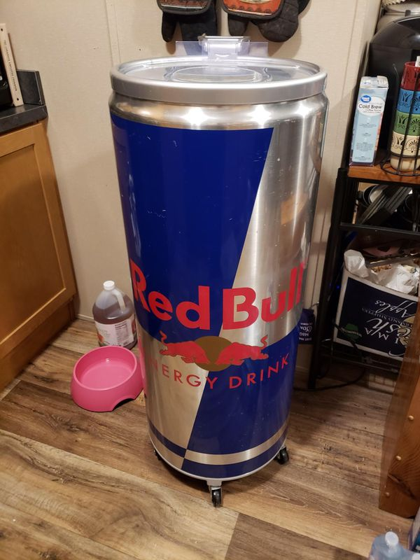 Redbull electric drink cooler for Sale in Greensboro, NC - OfferUp