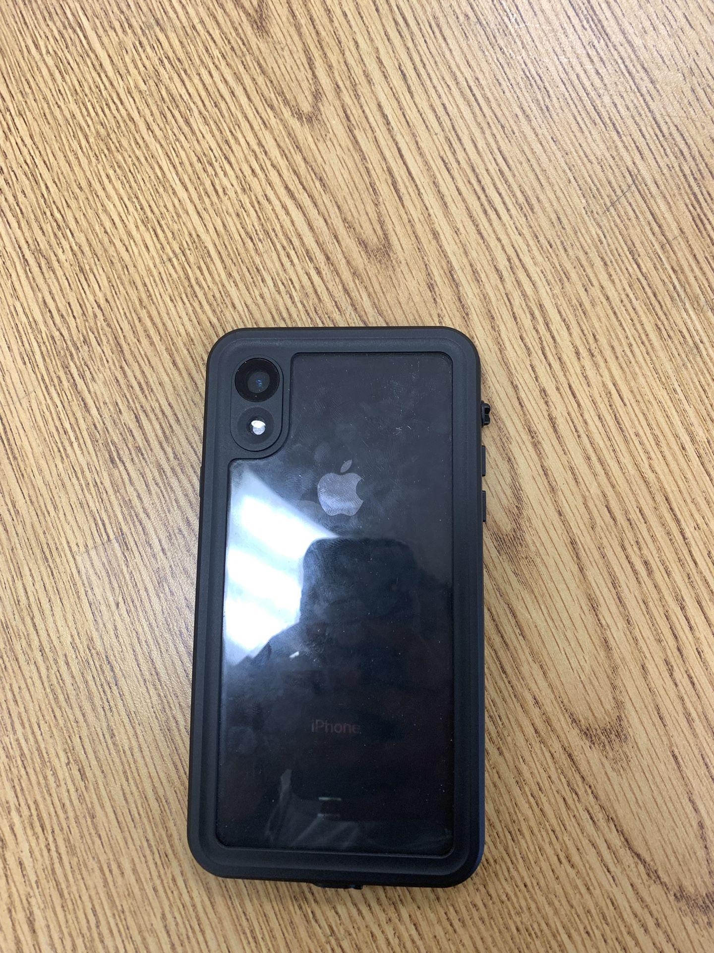 iPhone XR black