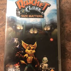 Ratchet & Clank: Size Matters PSP Thumbnail