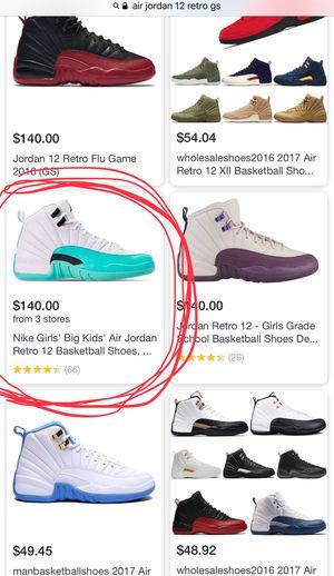 Air Jordan Retro 12 3 5y 7y Big Kids Shoe Nike Com 140 dceb63e58