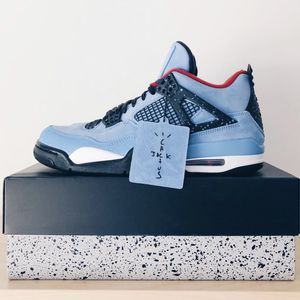 finest selection 252d2 040cf ... coupon code for travis scott air jordan iv size 11 deadstock for sale  in scottsdale az