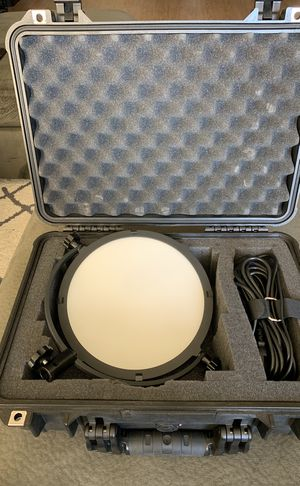 Ikan PL90 light with Pelican Case for Sale in Scottsdale, AZ