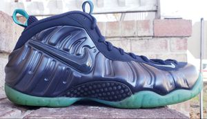 NIKE AIR FOAMPOSITE PRO DARK OBSIDIAN for Sale in Chesapeake, VA