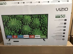 """Vizio D50F-E1 50"""" D series LED Smart TV 120hz 1080p for Sale in Tacoma, WA"""