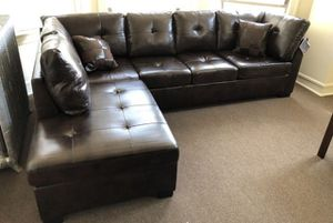 New and Used Leather sofas for Sale in Bolingbrook, IL - OfferUp