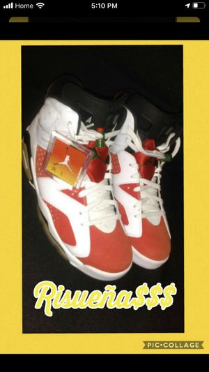 Photo GATORADE Air JORDAN 6 RETRO MENS SIZE 9 LIKE NEW USED ONCE 10/10 CONDITION COME WITH ORIGINAL BOX