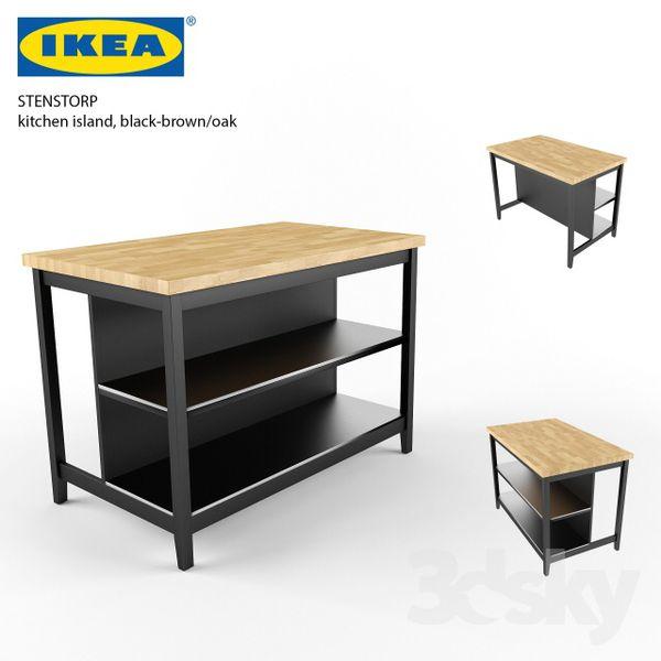 IKEA Stenstorp Kitchen Island for Sale in Berkeley, CA - OfferUp