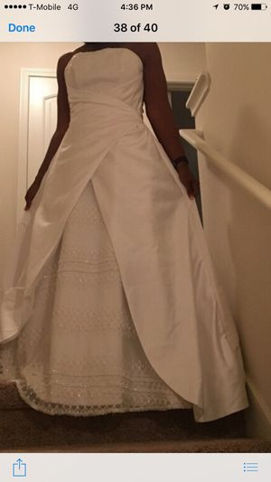 New and Used Wedding dresses for Sale in Birmingham, AL - OfferUp