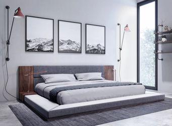 Platform bed - Like new Thumbnail