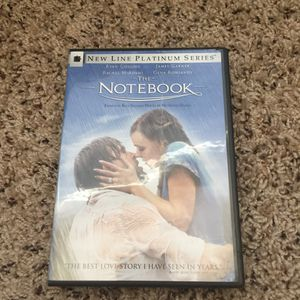 The Notebook DVD for Sale in Raleigh, NC