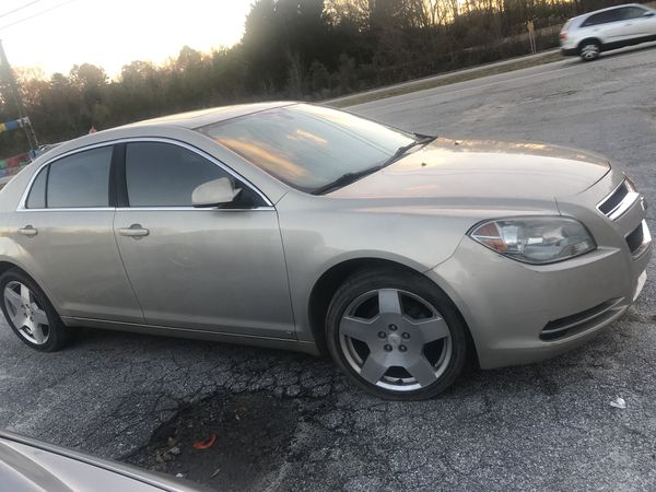 2009 Chevy Malibu For Parts