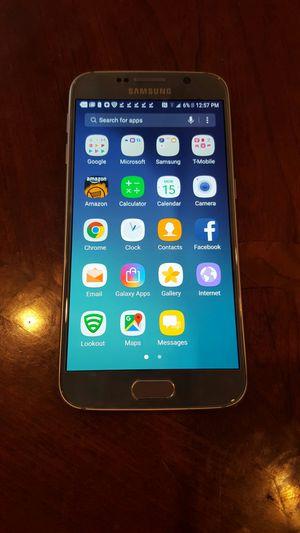 Samsung Galaxy S6 32gb Unlocked for Sale in Montgomery Village, MD