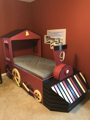 Custom Train Bed for Sale in Vienna, VA