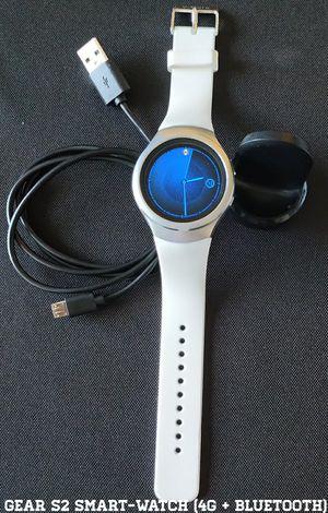 Samsung Gear S2 Smart-Watch (4G + Bluetooth) for Sale in Bailey's Crossroads, VA
