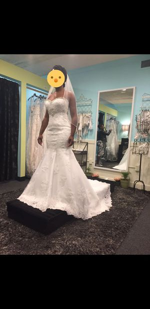 New and used Wedding dresses for sale in Massachusetts - OfferUp