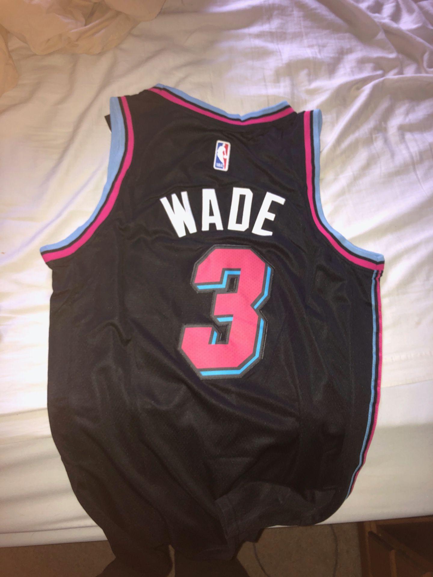 Dwayne Wade Vice Jersey