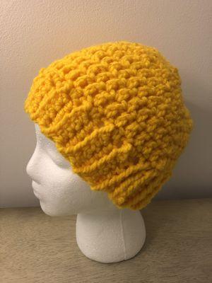 Handmade Messy Bun Hat for Sale in Shepherdstown, WV