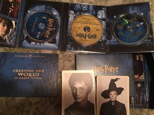 Harry Potter & Sorcerer's Stone - Ultimate Blu Ray for Sale in Fairfax, VA
