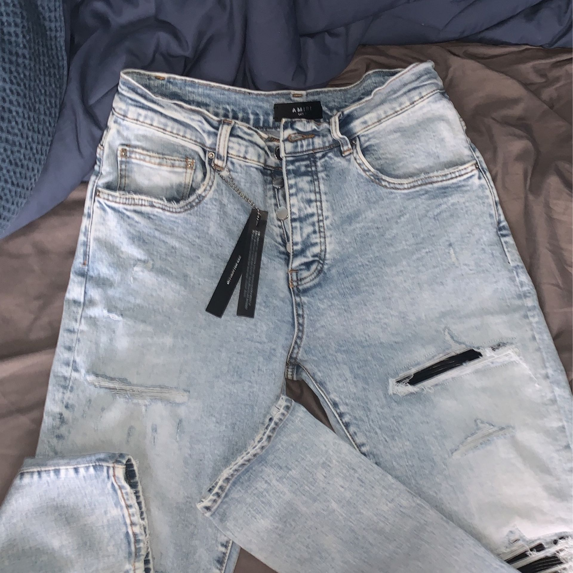 Mike Amiri Jeans Size 31 Brand New