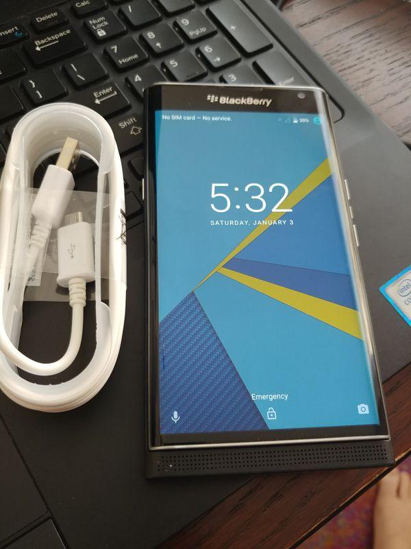 Blakcberry PRIV 32gb 18mp cam 3500mah battery vz sim UNLOCKED for Sale in  San Jose, CA - OfferUp