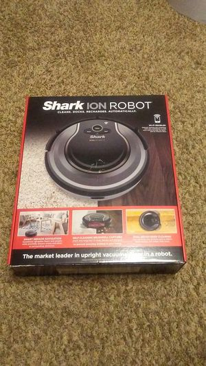 Shark ION Robot. WIFI ENABLED for Sale in Stone Mountain, GA