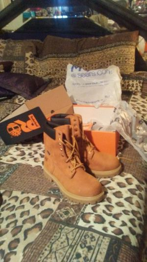Size 13 timberland pro new for Sale in Hyattsville, MD