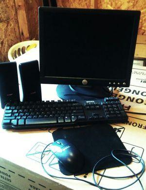 Dell Computer Moniter + Accessories for Sale in North Chesterfield, VA